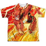 Youth: The Flash- Lightning Surge T-shirts