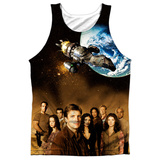 Tank Top: Firefly- Cast Poster Tank Top