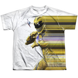Youth: Power Rangers- Go Go Yellow Streak T-shirts