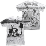 Three Stooges- Team Knucklehead (Front/Back) T-shirts