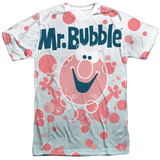 Mr Bubble- Clean Sweep T-shirts