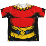 Youth: Flash Gordon- Flash Costume Tee T-Shirt