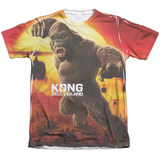 Kong: Skull Island- Attack Of The King Shirts