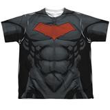 Youth: Batman- Red Hood Logo Costume Tee Shirts