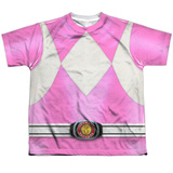 Youth: Power Rangers- Pink Ranger T-Shirt
