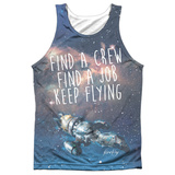 Tank Top: Firefly- Keep Flying Tank Top