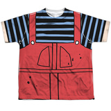 Youth: Dennis The Menace- Dennis Costume Tee T-Shirt