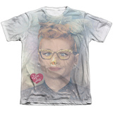 I Love Lucy- Oh Nose Shirt