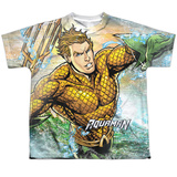 Youth: Aquaman- Rough Seas T-shirts