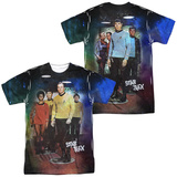 Star Trek- Transport (Front/Back) T-Shirt