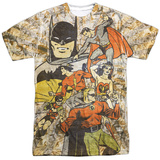 Dc Comics- All Stars Comics T-shirts