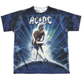 Youth: AC/DC- Electrified Angus Shirt