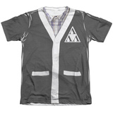 Revenge Of The Ners- Tri-Lambda Cardigan Costume Tee T-shirts