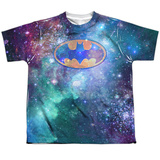 Youth: Batman- Galaxy Symbol T-shirts