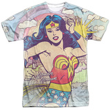Wonder Woman- Hometown Girl Shirts