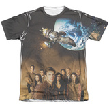 Firefly- Cast Poster T-shirts