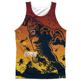 Tank Top: Kong: Skull Island- Enraged Attack Tank Top