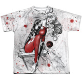Youth: Harley Quinn- Chillin Out T-Shirt
