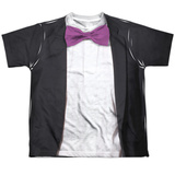 Youth: Batman Classic Tv- Penguin Uniform Shirts