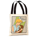 Why Can't Men Tote Bag by Dog is Good Tote Bag by Dog is Good