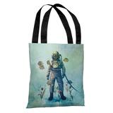 Deep Sea Garden - Multi Tote Bag by Terry Fan Tote Bag