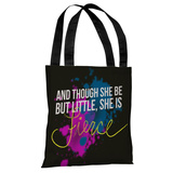 She is Fierce Tote Bag by OBC Tote Bag