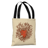 Heart of Thorns - Multi Tote Bag by Terry Fan Tote Bag