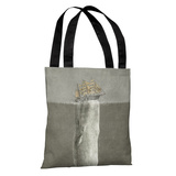 Revenge - Gray Tote Bag by Terry Fan Tote Bag