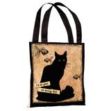 So Good at Being Bad Tote Bag by Kate Ward Thacker Tote Bag by Kate Ward Thacker