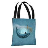 Cloud Maker - Multi Tote Bag by Terry Fan Tote Bag