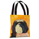 Havanese 1 Tote Bag by Ursula Dodge Tote Bag
