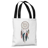 Dream Catcher 8 Tote Bag by Ana Victoria Calderon Tote Bag