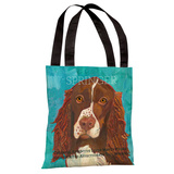 Springer 1 Tote Bag by Ursula Dodge Tote Bag