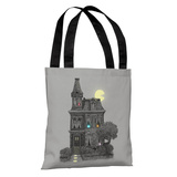 Haunted by the 80's - Multi Tote Bag by Terry Fan Tote Bag