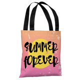 Summer Forever - Multi Tote Bag by OBC Tote Bag