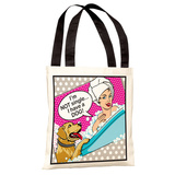 Not Single Tote Bag by Dog is Good Tote Bag by Dog is Good