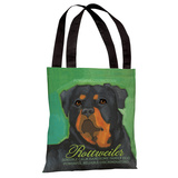 Rottweiler 1 Tote Bag by Ursula Dodge Tote Bag