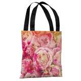 Peony Dreams - Multi Tote Bag by OBC Tote Bag