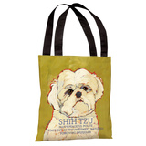 Shih Tzu 1 Tote Bag by Ursula Dodge Tote Bag