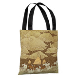 Tempest - Multi Tote Bag by Terry Fan Tote Bag