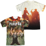 Platoon- Key Art (Front/Back) Shirt