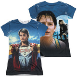 Juniors: Teen Wolf- Poster Sub (Front/Back) T-shirts