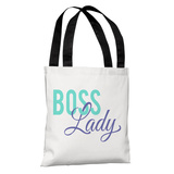 Boss Lady - Multi Tote Bag by OBC Tote Bag