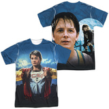 Teen Wolf- Poster Sub (Front/Back) T-Shirt
