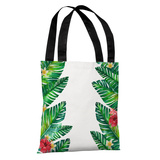 Tropical Palm Leaves - Tote Bag Tote Bag