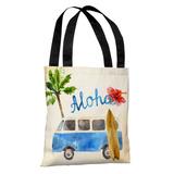 Aloha Surf Van - Tote Bag Tote Bag