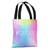 Hashtag Queen - Multi Tote Bag by OBC Tote Bag