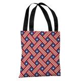 Patriot Pattern - Tote Bag Tote Bag