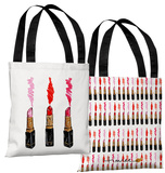Lipstick Trio - Multi Tote Bag by Timree Tote Bag