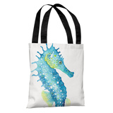 Oversized Seahorse - Tote Bag Tote Bag